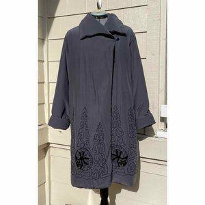 Mycra Pac Silk DuPont Comfortmax Coat Jacket